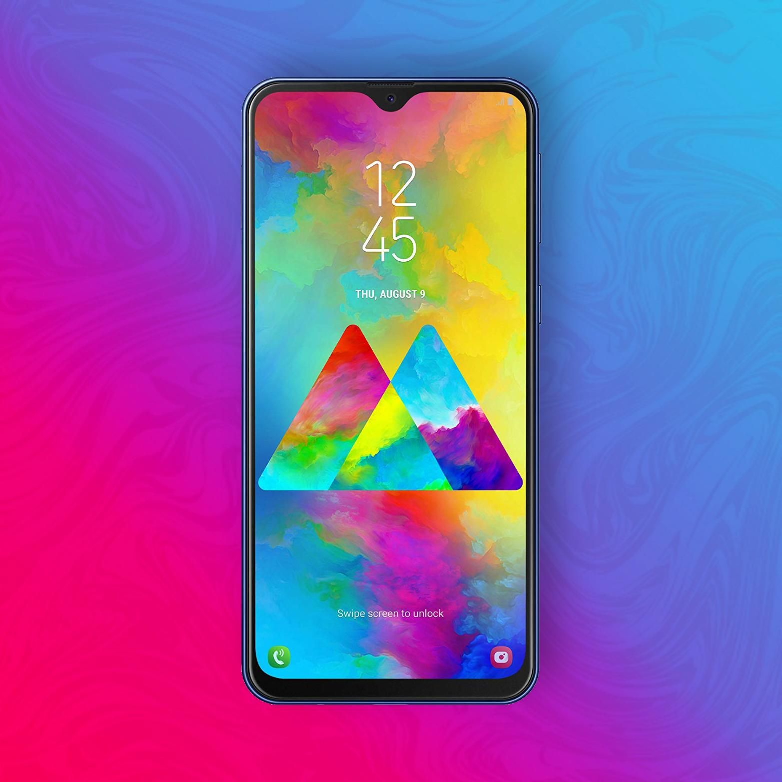 "Samsung Galaxy M20 64/4GB - 6,3"" TFT Display - 5000mAh Akku - NFC: Google Pay [Amazon Prime]"