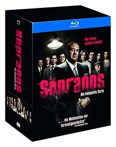 Sopranos - Die komplette Serie Limited Edition (Blu-ray) für 59,97€ (Amazon Prime Day)