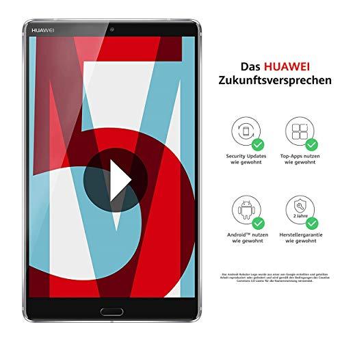 Huawei MediaPad M5 WiFi Tablet-PC 21,34 cm (8,4 Zoll), 2K-Display, Octa-Core Prozessor, 4 GB RAM