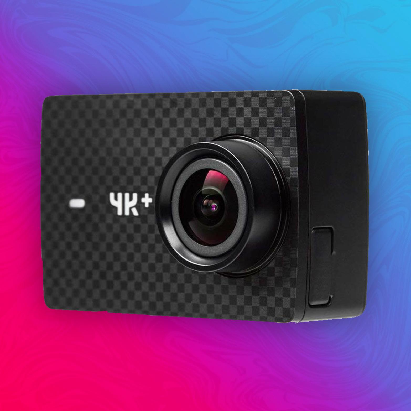 YI 4K+ Action Cam (4K/60fps, 12MP Sensor) [Amazon Prime]