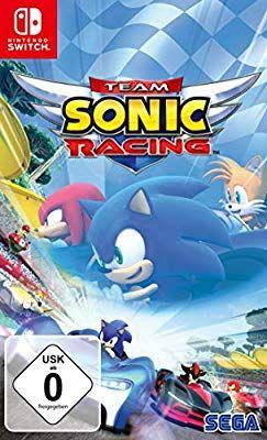 Team Sonic Racing(Switch) [Amazon Prime]