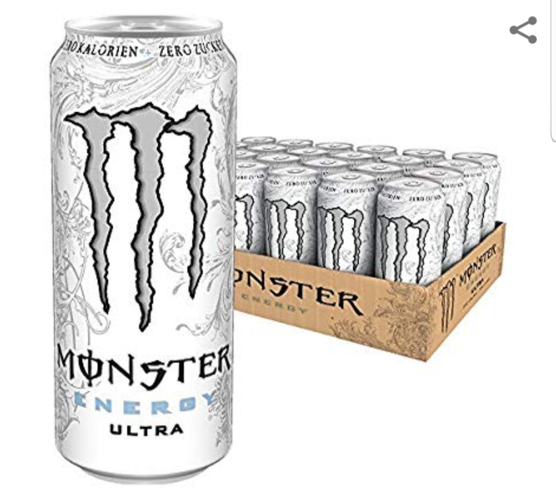 [Prime Day] Monster Energy (verschiedene Sorten)