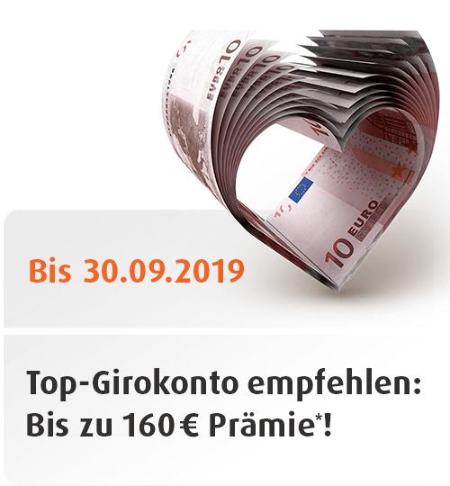 Norisbank Kostenloses Girokonto 100€ Prämie für Neukunden oder +60€ für Werber KwK