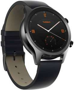 "Mobvoi Sammeldeal: z.B. Ticwatch C2 4GB/512MB - 1,3"" Amoled - Wear OS - GPS - NFC: Google Pay"