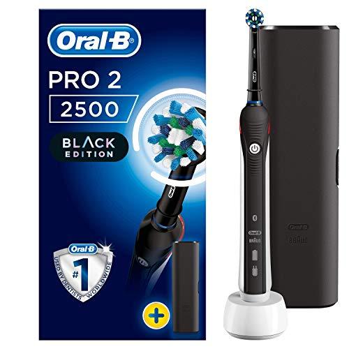 [Amazon Prime Day] Oral-B PRO 2 2500 Elektrische Zahnbürste + GRATIS reise etui