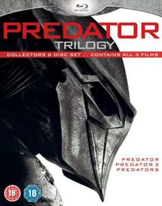 Blu-Ray - Predators: Trilogy Set (6 Discs) für €13,47 [@TheHut.com]