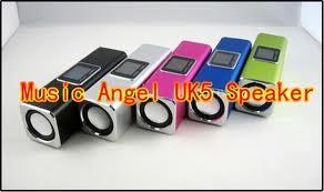 MUSIC ANGEL UK-5 MINI DIGITAL SPEAKER  9,99/12,99/13,99€