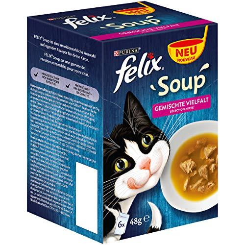 #PrimeDay - Felix Katzenfutter Soup 8er Pack