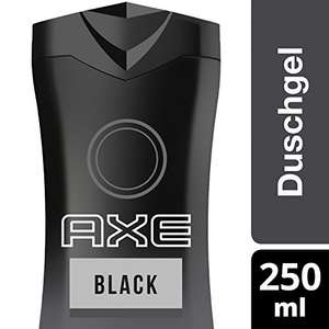 Axe Duschgel Black, 6er Pack (6 x 250 ml) für 5,92 € @ amazon Prime Day