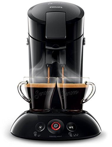 [Amazon Prime Day] Philips HD6554/68 Senseo New Original Kaffeepadmaschine schwarz für 39,99 € (statt 54,94 €, -27 %)