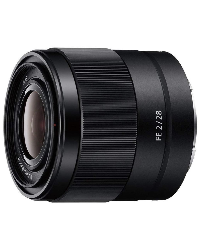 Sony SEL-28F20 28mm / F2.0 Objektiv für E-Mount für 329€ (279€ nach Cashback) [amazon.de] [Prime Day]
