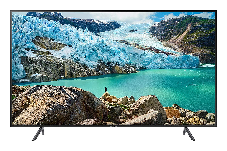Samsung RU7179 138 cm (55 Zoll) LED Fernseher (Ultra HD, HDR, Triple Tuner, Smart TV) [Modelljahr 2019] [Energieklasse A]