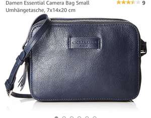 [Amazon Prime Day] Liebeskind Umhängetasche Essential Camera Bag Blau