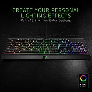 b6f09ef1f24 Amazon Prime Day: Razer Ornata Chroma Gaming Tastatur (mit Mecha-Membran  Switches,