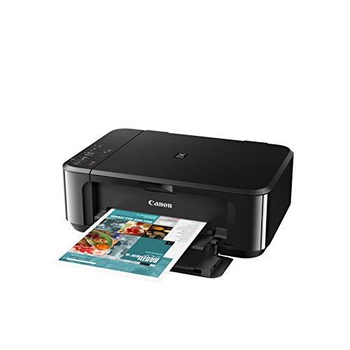 Amazon Prime Day: Canon PIXMA MG3650S Farbtintenstrahldrucker (Drucken, Scannen, Kopieren, WLAN, Apple AirPrint, automatischer Duplexdruck)