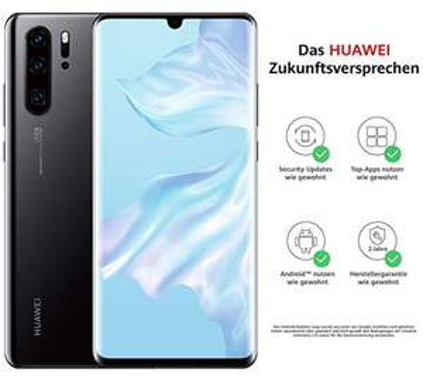 [Amazon WHD] Huawei P30 pro 256 GB - Wie Neu