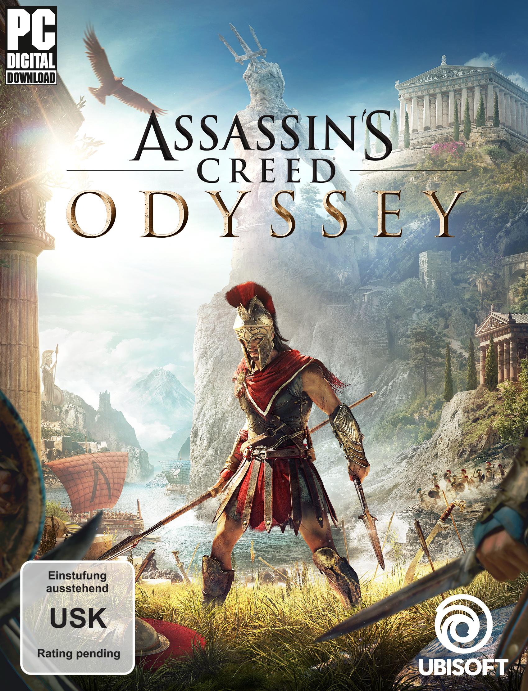 Assassin's Creed Odyssey (Standard) -70%