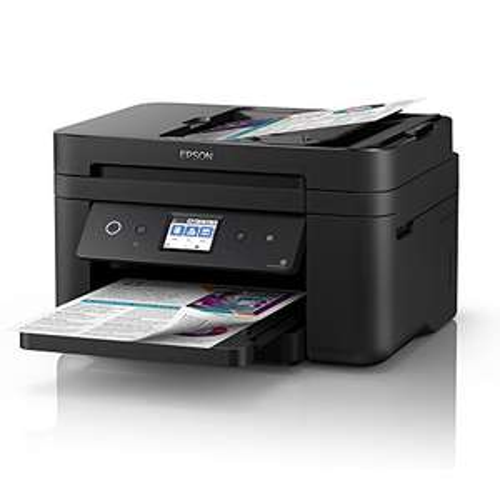 [Amazon Prime Day] Epson WorkForce WF-2860DWF Multifunktionsdrucker PSC Kopierer Drucker Fax WiFi