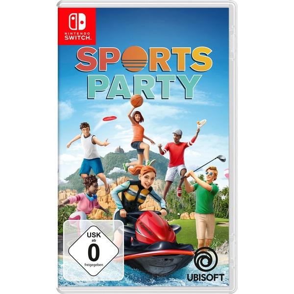 [Smyths Toys Waltersdorf] Switch Sports Party für 12 € und Pokémon: Let's Go Go, Evoli für 30 €