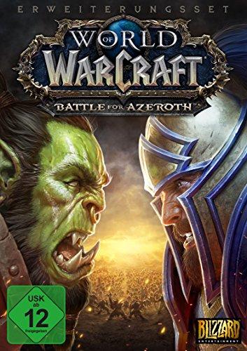 World of Warcraft: Battle for Azeroth Add-On (PC) für 19,97€ (Amazon Prime Day)