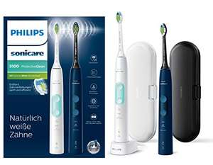 Philips Sonicare ProtectiveClean 5100 - Doppelpack