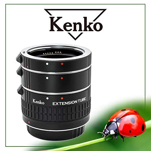 [Amazon Prime Day] Kenko DG Nahringe 12/20/36mm Canon EF AF in schwarz