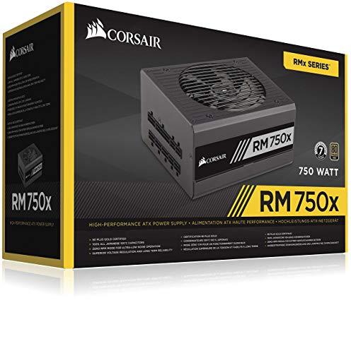[Amazon Prime Day] Corsair RM750x (2018) ATX PC-Netzteil