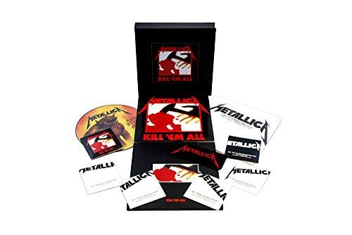 "Metallica - ""Kill 'Em All"" Remastered Deluxe Edition Box Set (Prime Day) [VINYL]+[CD]"