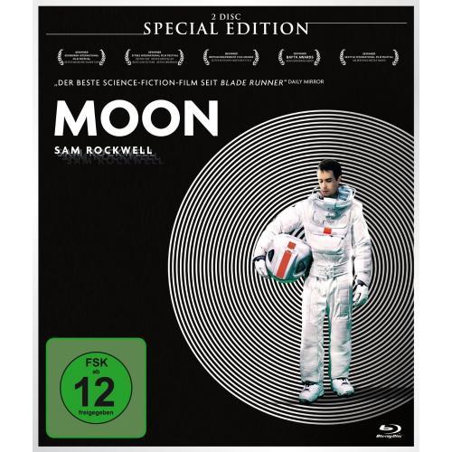 Moon [Blu-ray] [Special Edition] für 9,97 € inkl. Versand @Amazon