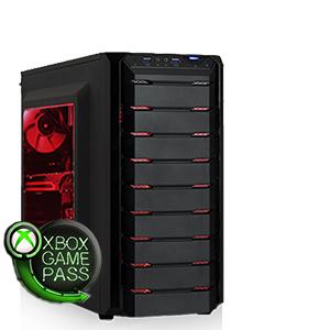 Gaming PC: Ryzen 5 3600, be quiet! 600W, MSI B450M, 16GB DDR4-RAM, AMD Radeon RX Vega56, M.2 SSD 240GB, 1000GB HDD, Win 10 (konfigurierbar)
