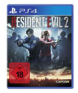 [Amazon WHD] Resident Evil 2 (Remake) (PS4) - USK-Fassung