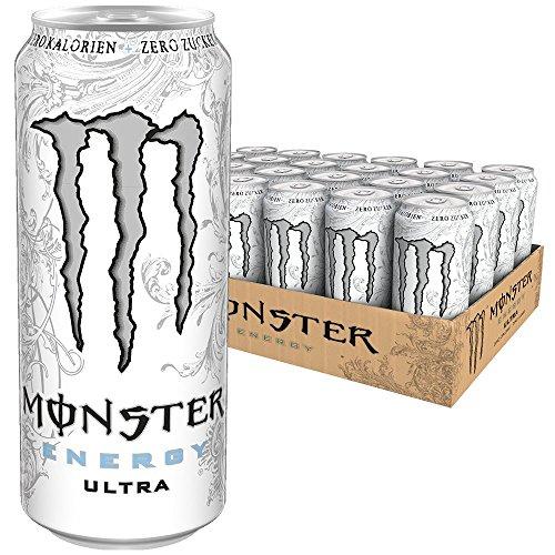 Monster Energy White, 24 Dosen