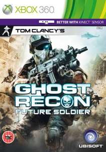 PC/XBOX/PS3 - TOM CLANCY'S GHOST RECON 4: FUTURE SOLDIER - 12,89€ inkl. Versand