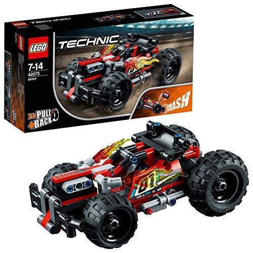 LEGO Technic - 42073 BUMMS! (BASH!) für 12,99 € oder 42075 First Responder für 23,99 @ amazon Prime Day