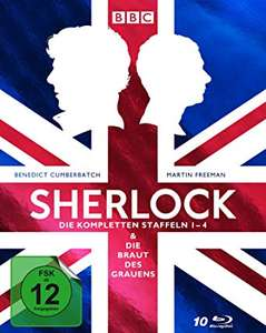 [Prime Day] BBC Sherlock Limited Edition blu-Ray