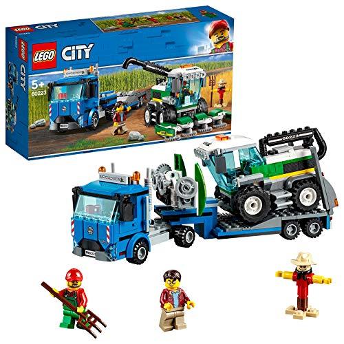 LEGO City - Transport für Mähdrescher (60223) - PRIME