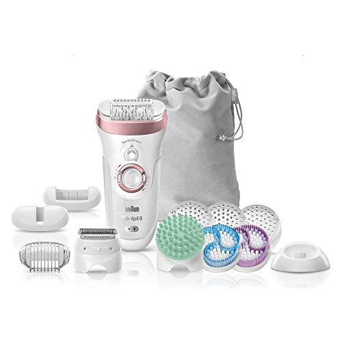[Prime Day] Braun Silk-épil 9 9/990 SkinSpa SensoSmart Epilierer Bestpreis PLUS Braun Cashback für 81,99