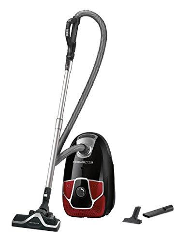 [Amazon Prime] Rowenta RO6823EA Staubsauger zum Bestpreis (550 Watt, schwarz/rot, 4,5 l)