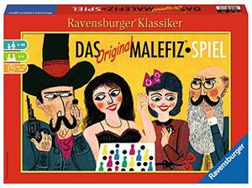 Ravensburger Das Original Malefiz-Spiel (26737) für 10,99€ (Amazon Prime Day)