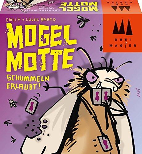 [Amazon Prime] Kartenspiel Mogel Motte