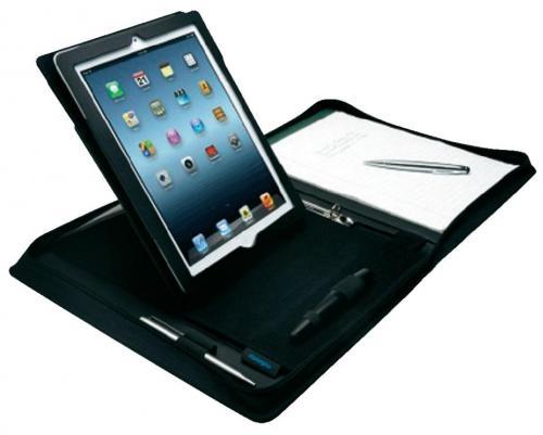"""iPad Case/Arbeitsmappe """"Kensington Folio Trio"""" für 24,45€ inkl. Versand @ Digitalo. Praktisch für die Uni!"""