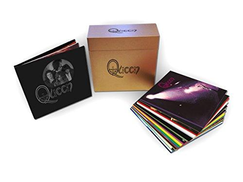 Queen Complete Studio Album Limited Coloured LP-Box [Prime Day]