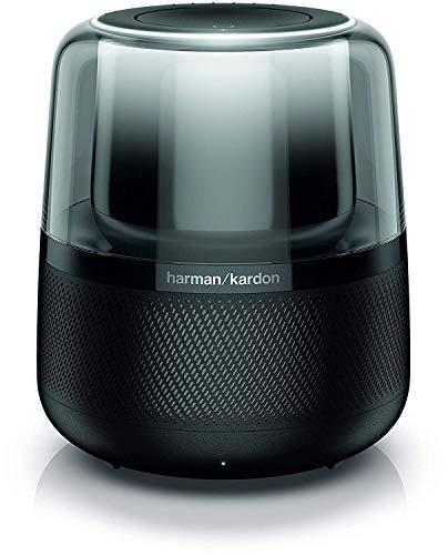 Harman/Kardon Allure Sprachgesteuerter Lautsprecher (Alexa, Bluetooth, WLAN (WiFi), 60 W), schwarz