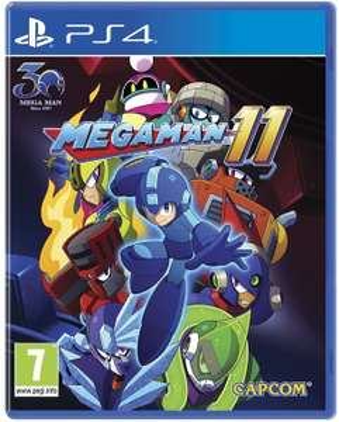Mega Man 11 (PS4) für 1164€ (ShopTo)