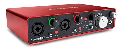 [Prime-Day-Angebot] Focusrite Scarlett 2i4 - USB Audio-Interface