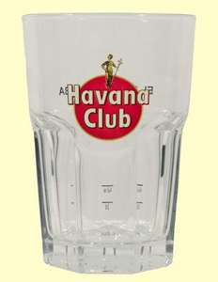 Havana Club Gläser für 0,99 Euro Stk. zzgl. Versand