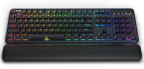[Amazon Prime Day] Fnatic Streak Pro Gaming mechanische E-Sports Tastatur (Cherry MX Blue / Brown / Red-Silent)