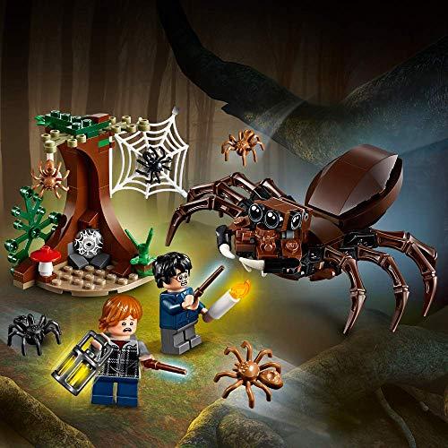 LEGO 75950 Harry Potter und die Kammer des Schreckens, Aragogs Versteck