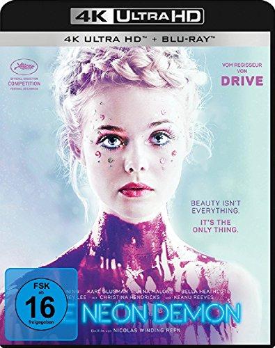 [Amazon Prime] The Neon Demon (4K Ultra-HD) (+ BR) [Blu-ray]