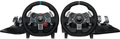 Logitech G29 (PS und PC) & Logitech G920 (Xbox und PC)